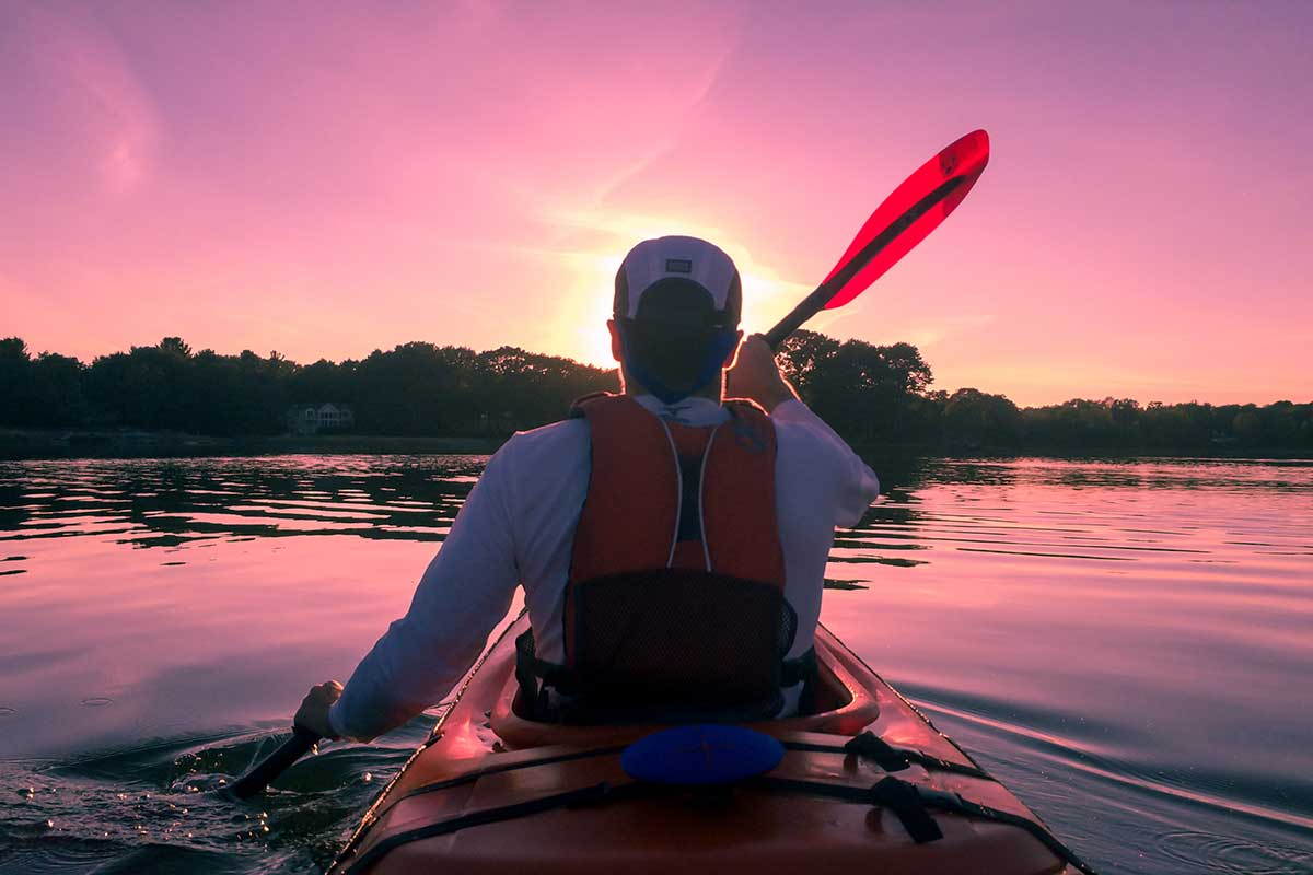 Wonderful-kayak-sunset-tour-on-Mallorca