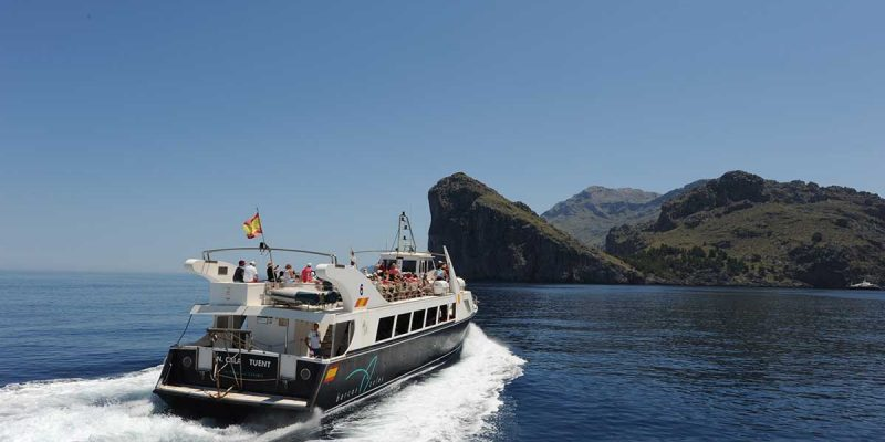Beautiful-Sa-Calobra-boat-trip-on-Mallorca